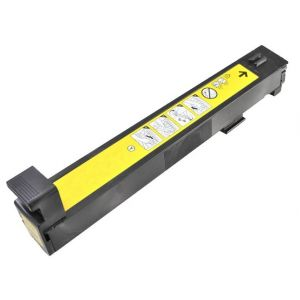 Toner HP CB382A (824A), žlutá (yellow), alternativní