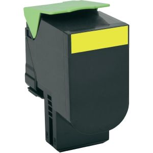 Toner Lexmark 702HY, 70C2HY0 (CS310, CS410, CS510), žlutá (yellow), alternativní