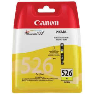 Cartridge Canon CLI-526Y, žlutá (yellow), originál
