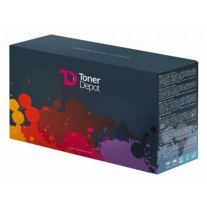 Toner Brother TN-320, TonerDepot, purpurová (magenta), prémium