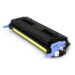 Toner HP Q6002A (124A), žlutá (yellow), alternativní