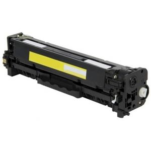 Toner HP CE322A (128A), žlutá (yellow), alternativní