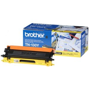 Toner Brother TN-130, žlutá (yellow), originál