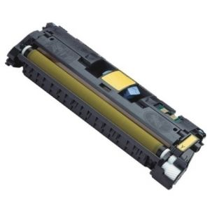 Toner HP Q3962A (122A), žlutá (yellow), alternativní