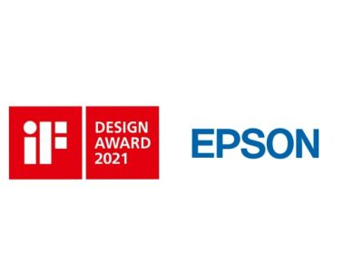 iF Design Awards 2021 ceny pro Epson